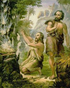 خداوند قربانی را تنها از اهل تقوا می پذیرد.