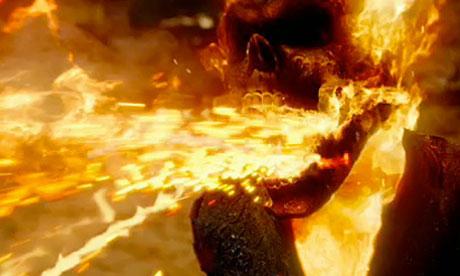 آتشی که سوخت آن مردمان اند