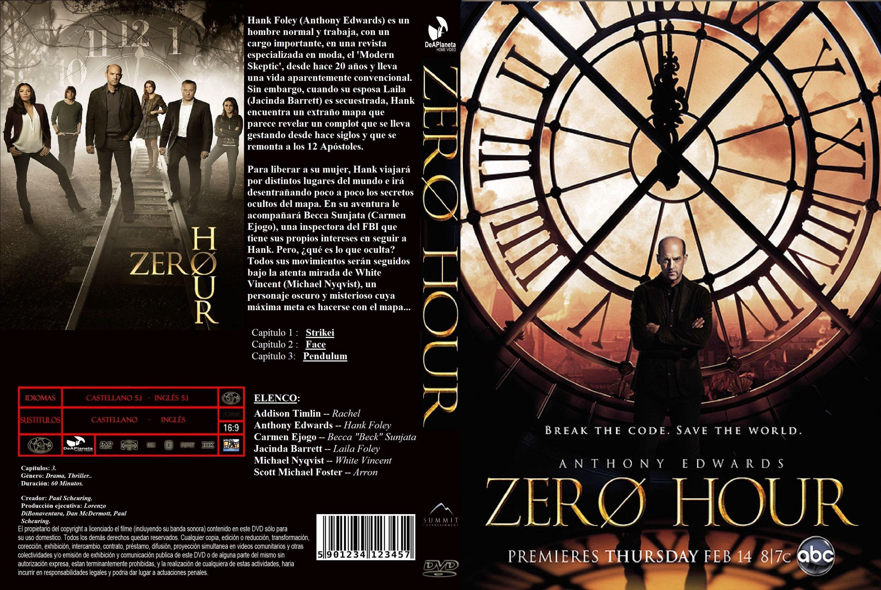 کفر در سریال ساعت صفر