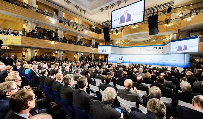 کنفرانس امنیتی مونیخ (MSC)