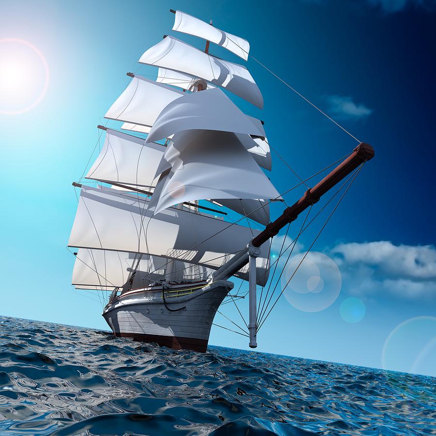 تسخیر دریاها برای انسان