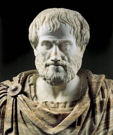 ارسطو فیلسوف یونانی